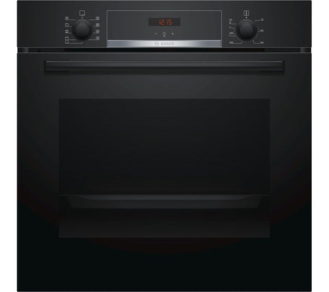 BOSCH Serie 4 | HBS534BB0B Electric Oven - Black