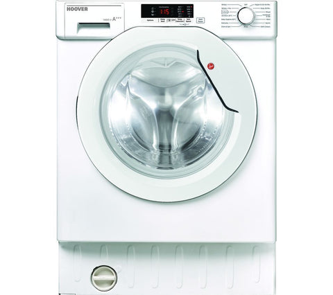 HOOVER HBWM 814S-80 - 8 kg Integrated Washing Machine