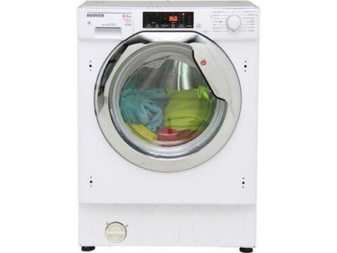 HOOVER HBWD8514TAHC-80 Integrated 8 kg Washer Dryer