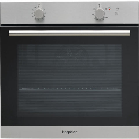 Hotpoint GA2 124 IX Built-in Gas Oven - Stainless Steel 60CM