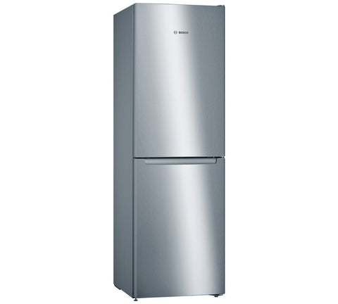 BOSCH KGN34NL3AG 50/50 Fridge Freezer - Stainless Steel