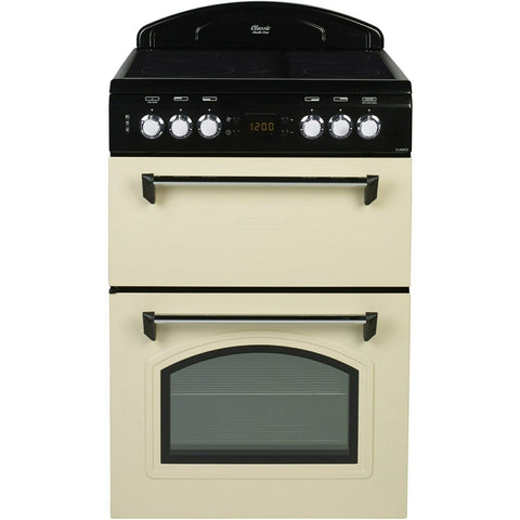 Leisure CLA60CEC Classic 60cm Double Oven Electric Cooker