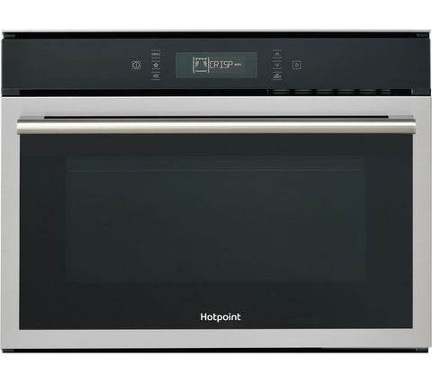 HOTPOINT MP 676 IX H Built-in Combination Microwave - Stainless Steel