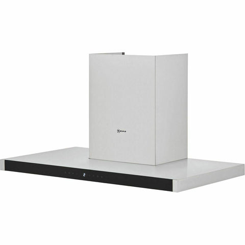 NEFF D95BMP5N0B N70 Built In 90cm 5 Speeds A Chimney Cooker Hood Stainless