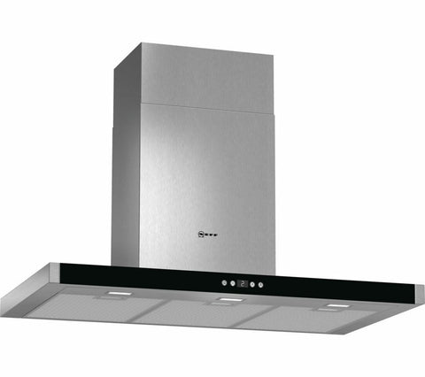 NEFF D79MH52N1B Chimney Cooker Hood - Stainless Steel
