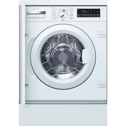 Neff W544BX0GB 60cm 8kg Integrated Washing Machine Energy Star A+++