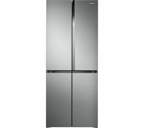 Samsung RF50K5960S8 - Multidoor Fridge Freezer - Silver