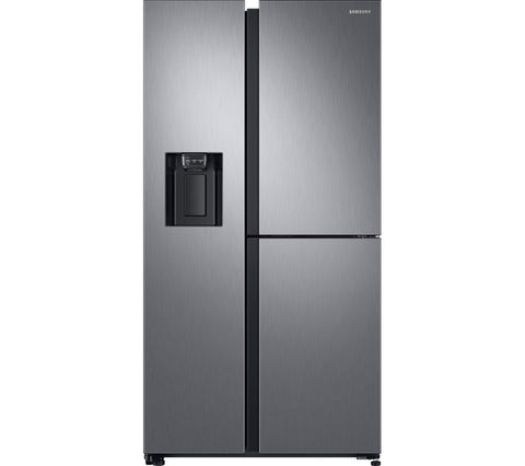 Samsung RS68N8670S9 American Fridge Freezer - Matt Stainless Steel
