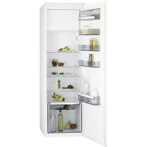 AEG SFE81821DC Built In Fridge with Ice Box - White