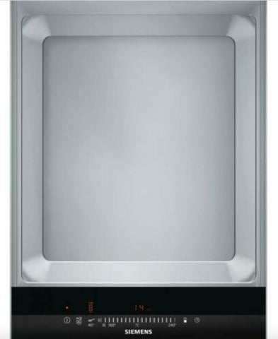 SIEMENS ET475MY11E Built-In Teppan Yaki Electric Grill 40cm Stainless Steel