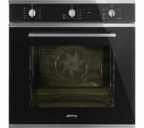 SMEG SF64M3VN Electric Oven - Black 60cm