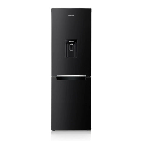 Samsung RB29FWRNDBC A+ 600mm No Frost Fridge Freezer with 290L Capacity in Black