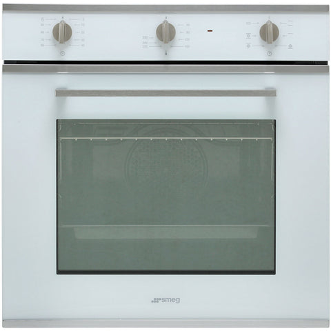 Smeg Cucina SF64M3VB Built In Electric Single Oven - White