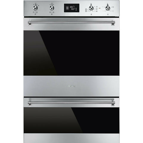 Smeg DOSP6390X Stainless Steell Double Oven Built-In/Integrated