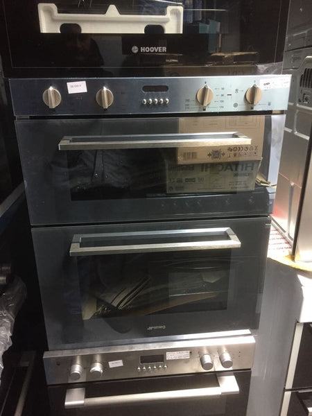 Smeg Dusf44x Electric Built Under Double Oven Stainless