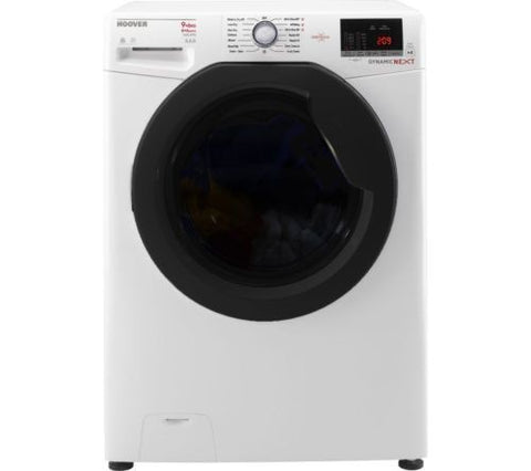 HOOVER WDXOA 496AF Smart-NFC 9kg Washer Dryer - White