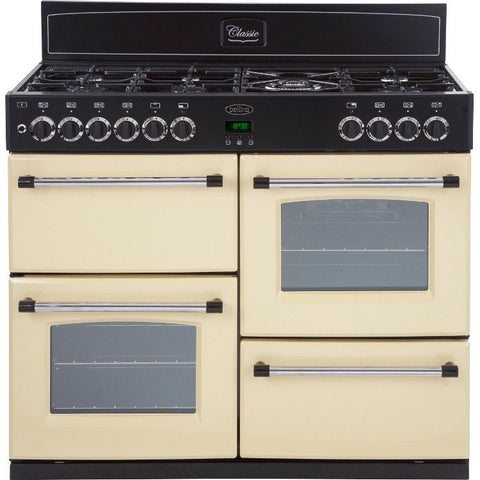 Belling Classic 110GT 110cm Gas Range Cooker - Cream