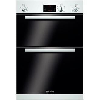 Bosch Hbm13b120b Classixx Electric Built In Double Oven In