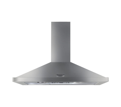 RANGEMASTER LEIHDC110SC Chimney Cooker Hood - Stainless Steel