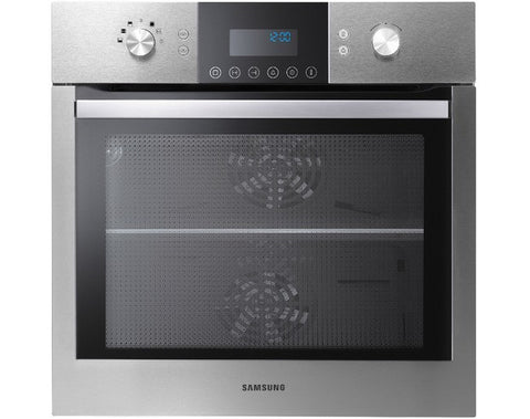 Samsung BQ1S6T077 Built In Dual Cook Multifunction Electric Oven Stainless Steel