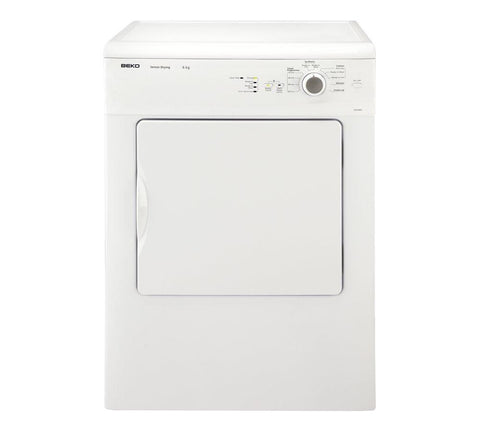 BEKO DSV64W Vented Tumble Dryer - White