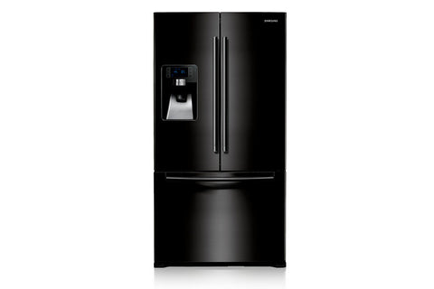 Samsung G-Series RFG23UEBP American Fridge Freezer - Black