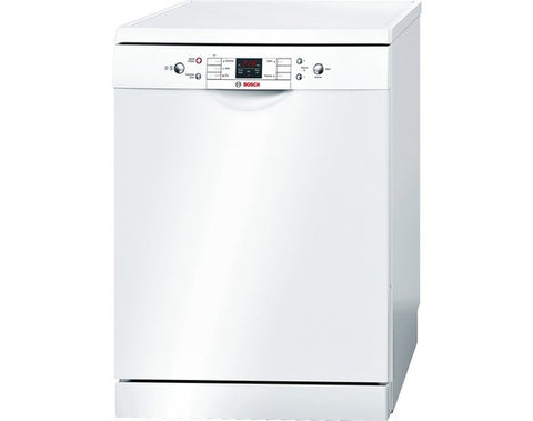 Bosch SMS58T12GB Dishwasher, White