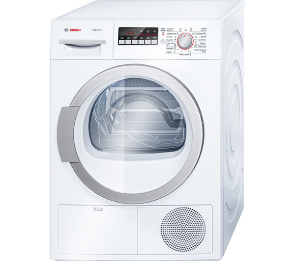 Bosch Wtb86590gb Condenser Tumble Dryer White Safeer