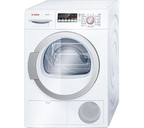 BOSCH WTB86590GB Condenser Tumble Dryer - White
