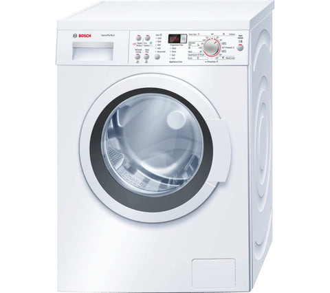 BOSCH WAQ243D1GB Washing Machine - White