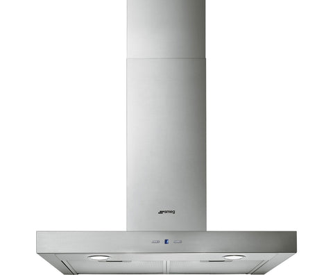 Smeg KAT600HXE 60 cm Chimney Cooker Hood - Stainless Steel