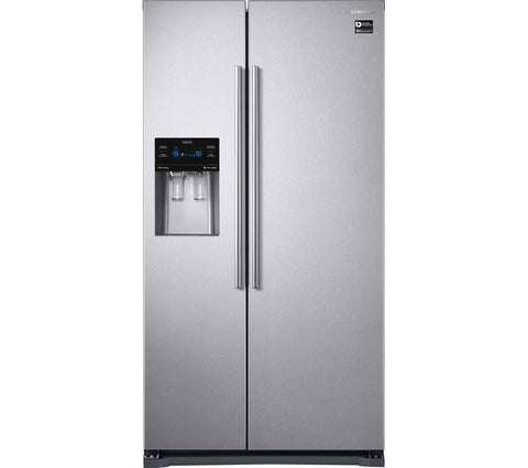SAMSUNG RS53K4400SA American-Style Fridge Freezer - Stainless Steel