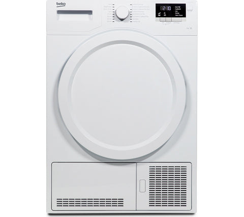BEKO DCX83100W Condenser Tumble Dryer - White 8 kg