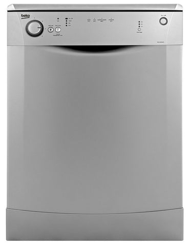 e38cc38c094 BEKO DL1243APS Full-size Freestanding Dishwasher Silver – Safeer ...