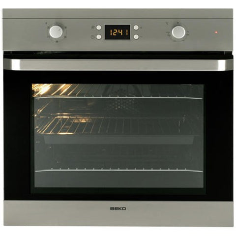 Beko OIF22300X Stainless Steel 60cm Integrated Electric Oven