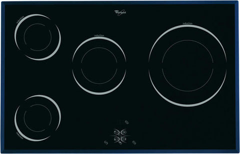 Whirlpool AKM 995/BA/01 Built In Electric Hob Black 4 Induction