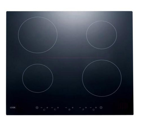 LOGIK LINDHOB10 Electric Induction Hob - Black