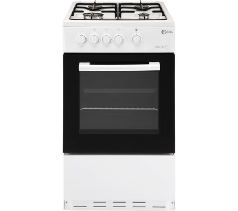 FLAVEL FSBG51W 50cm Gas Cooker - White