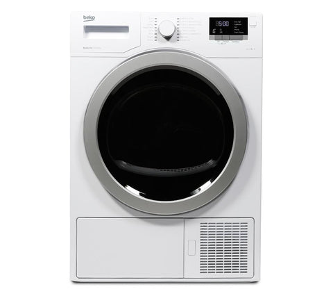 BEKO Select DSX83410W Heat Pump Tumble Dryer White 8 kg