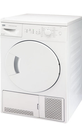 Beko DSC85 Freestanding 8kg Condenser Tumble Dryer