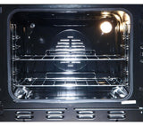 NEW WORLD 551ETC Electric Ceramic Cooker - Black 55cm