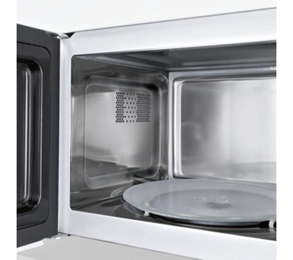 Neff H53w50n3gb Built In Solo Microwave Stainless Steel
