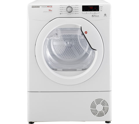 HOOVER DMCD1013B Condenser Tumble Dryer White 10 kg