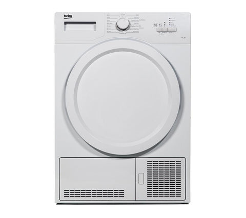 BEKO DCX71100W - 7kg Condenser Tumble Dryer - White