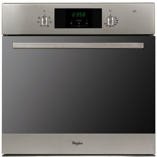 Whirlpool Akp 206 01 Ix Electric Stainless Steel Built In
