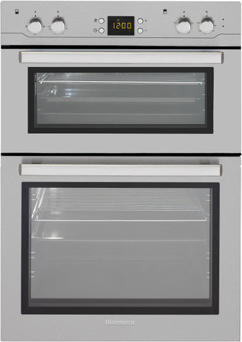 Blomberg BDO7402X 900mm Built In Electric Double Oven
