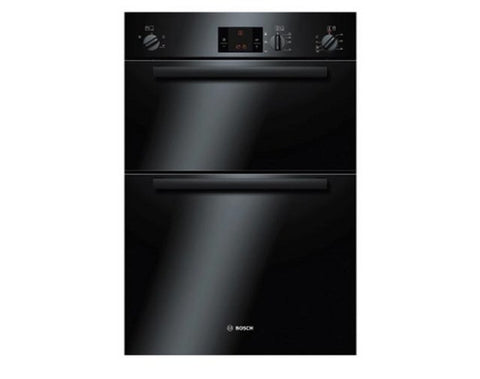 BOSCH HBM13B160B Electric Double Oven - Black