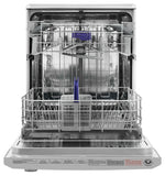 BEKO DL1243APS Full-size Freestanding Dishwasher Silver