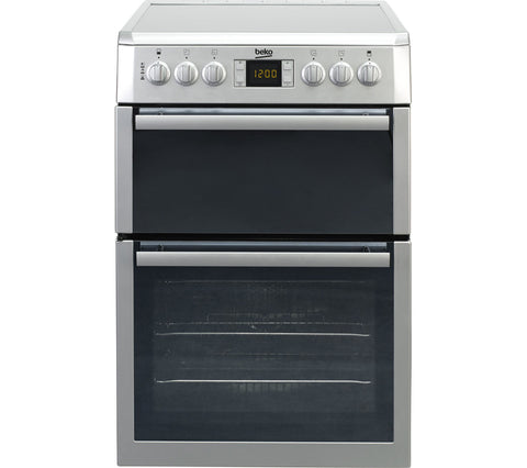BEKO BDVC674MS 60 cm Electric Ceramic Cooker – Silver