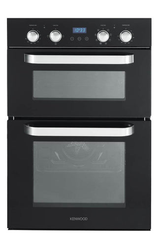 KENWOOD KD150 Electric Double Oven - Black